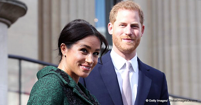 Meghan Markle and Prince Harry's Newborn Son Might Be the Lightest Royal Baby to be Born in 10 Years
