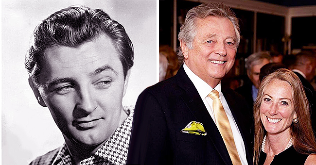 Robert Mitchum's Lookalike Son Chris Followed in His Famous Dad's Footsteps