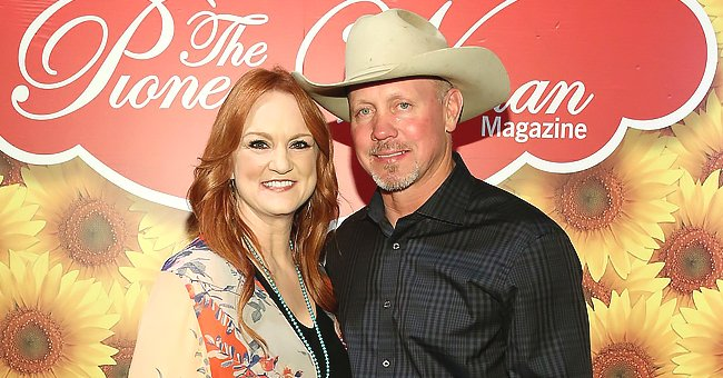 'Pioneer Woman' Ree Drummond Shares Never-before-Seen Wedding Photo for 24th Anniversary
