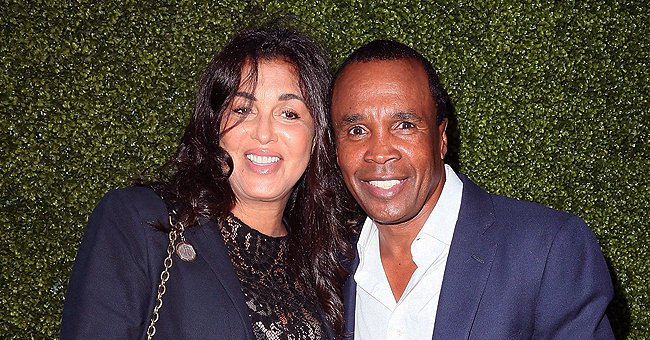 How Sugar Ray Leonard & His Wife of 27 Years Bernadette Celebrated Daughter Camille's Birthday