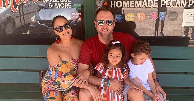 Tamera Mowry's Kids Aden and Ariah Reveal Who They Think Is Funnier between Mommy and Daddy in Video