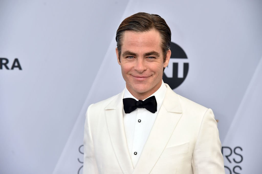 Chris Pine attends the 25th Annual Screen Actors Guild Awards at The Shrine Auditorium on January 27, 2019. | Photo: Getty Images