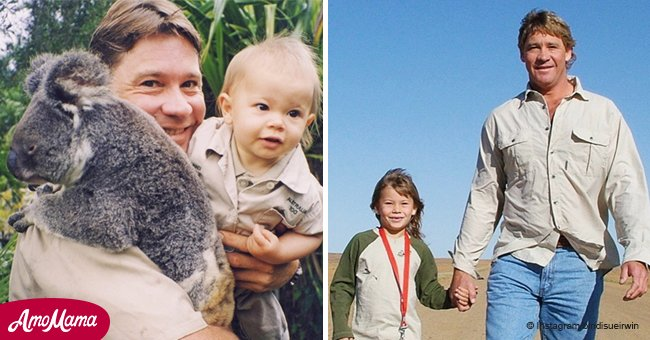 Steve Irwin's Daughter Thanks Late Dad for 'Extraordinary Strength' in Sweet Birthday Tribute