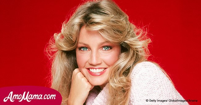 Sammy Jo Carrington from 'Dynasty' looks completely unrecognizable at the age of 56