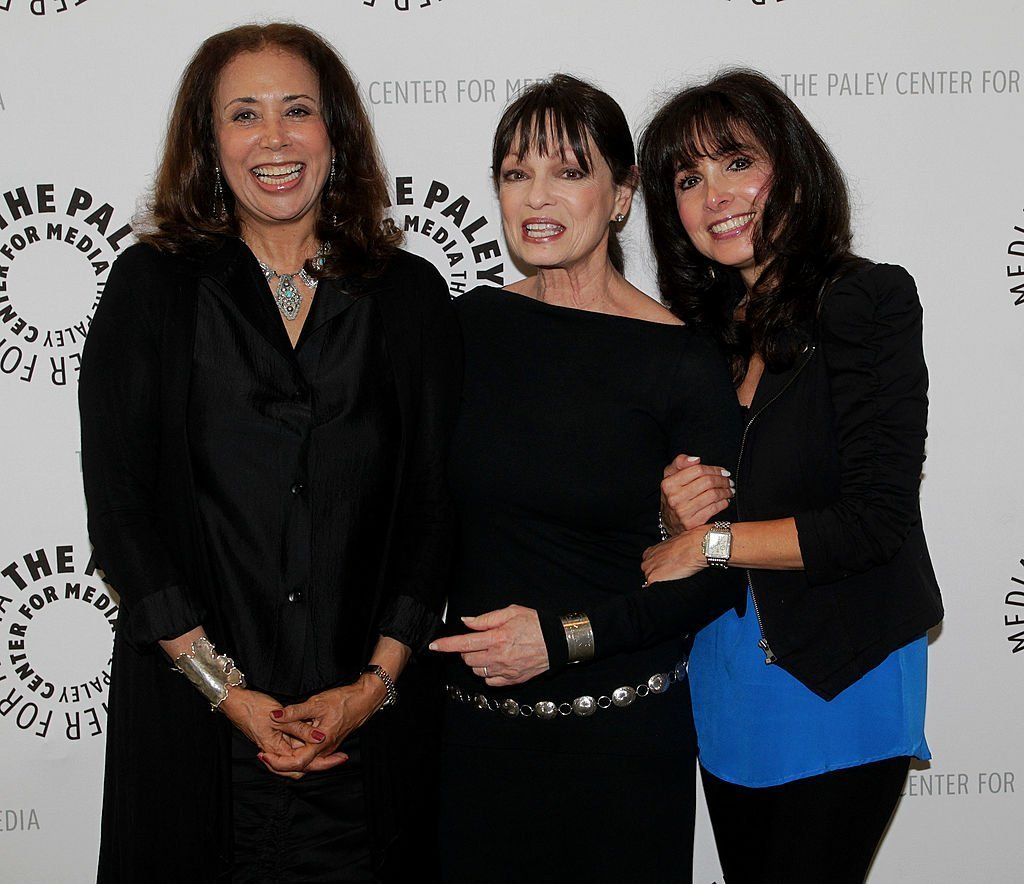 "Actresses Denise Nicholas, Karen Valentine and Judy Strangis attend the PaleyFest: Rewind 2010 Presents ""Room 222: A Look Back at Walt Whitman High"" 