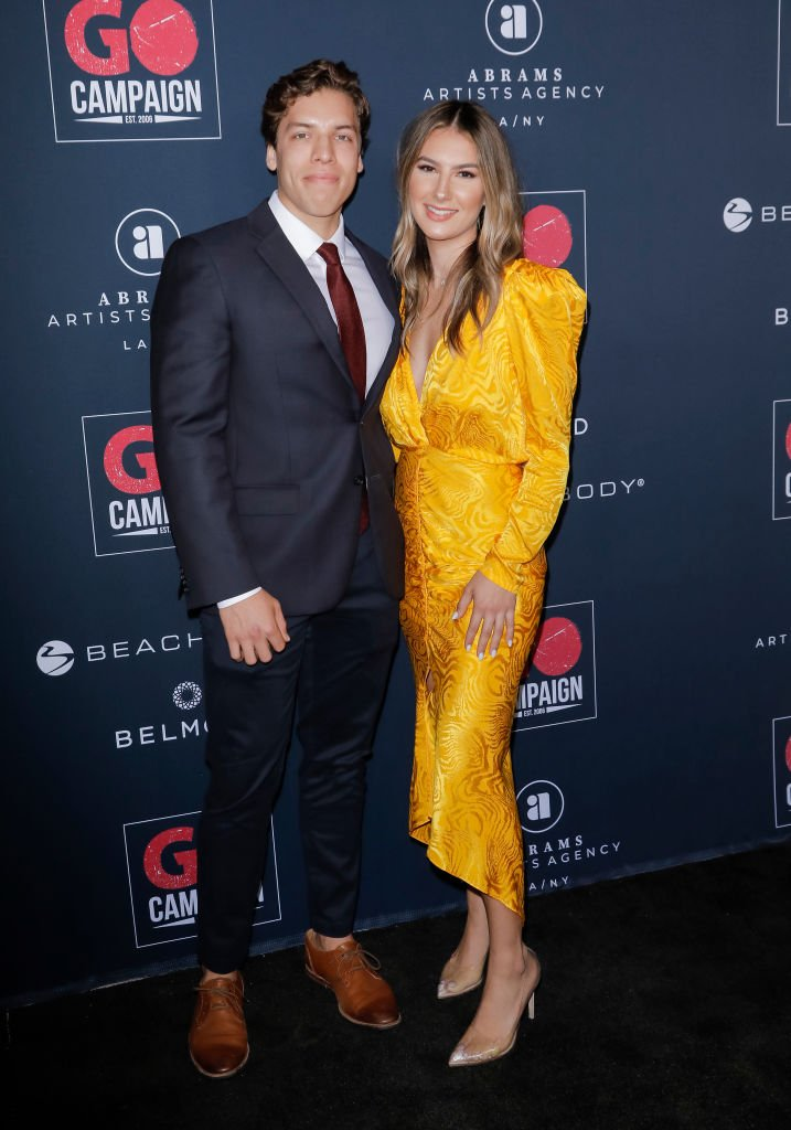 Joseph Baena and Nicky Dodaj at the Go Campaign's 13th Annual Go Gala, November 2019 | Source: Getty Images