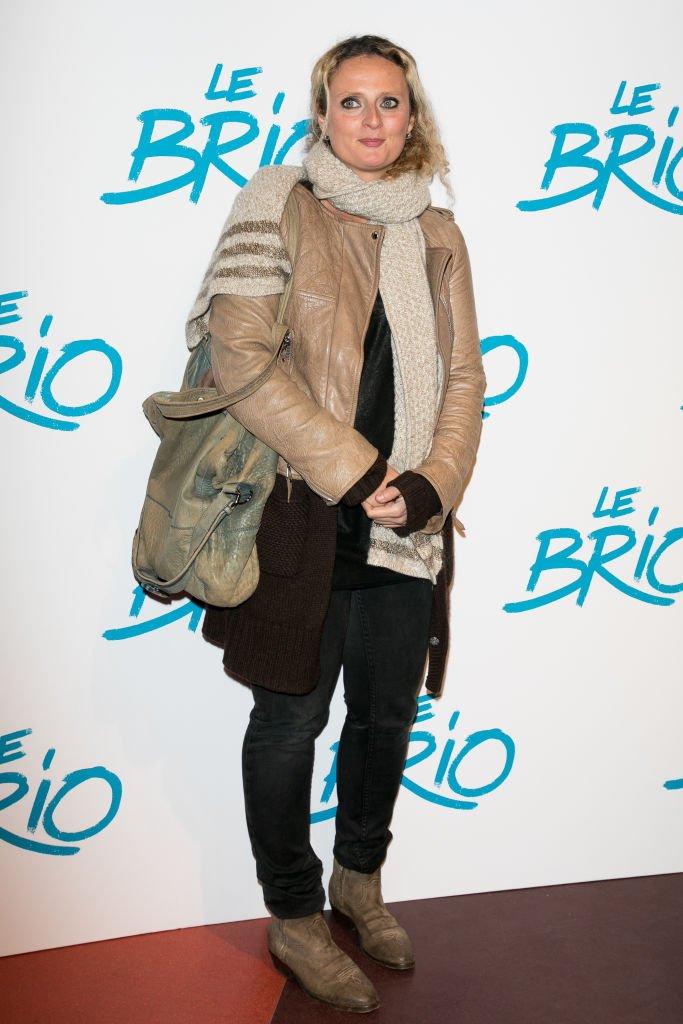 La comédienne Aurore Auteuil. l Source : Getty Images