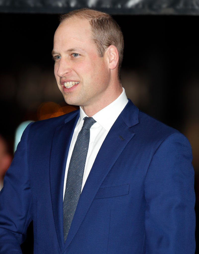Prince William, le duc de Cambridge assiste aux Tusk Conservation Awards au Empire Cinema | Photo: Getty Images
