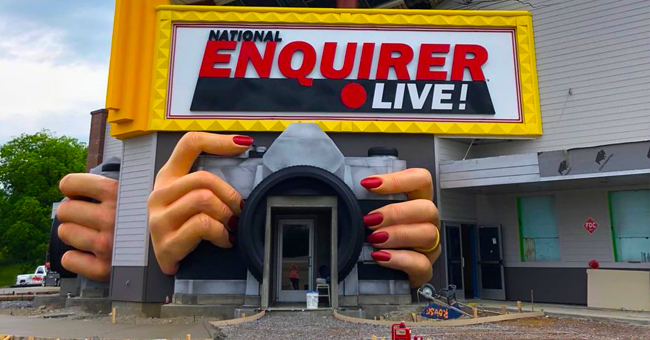National Enquirer Theme Park Turns Princess Diana's Death into an Attraction