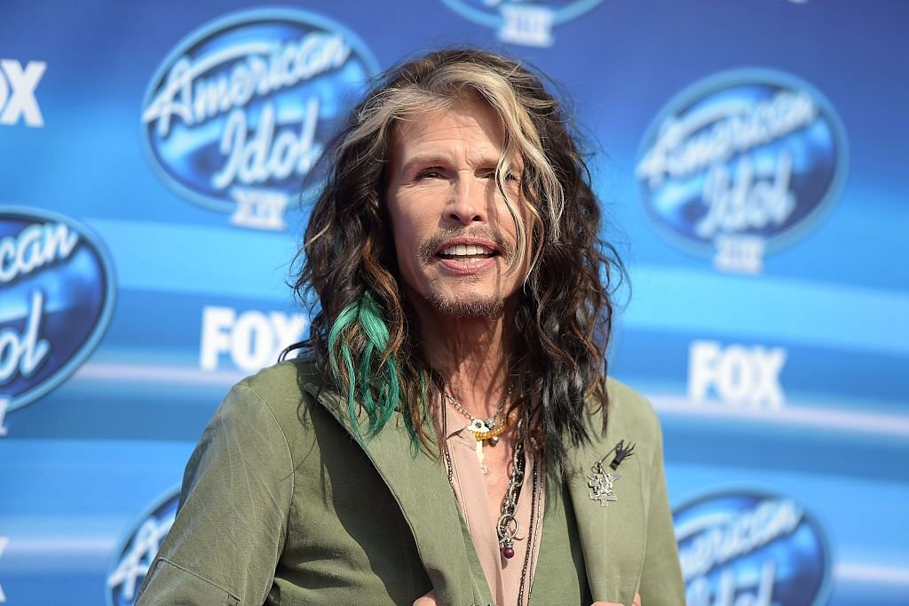 """Steven Tyler attends the """"American Idol"""" XIV Grand Finale event at the Dolby Theatre on May 13, 2015 in Hollywood, California 