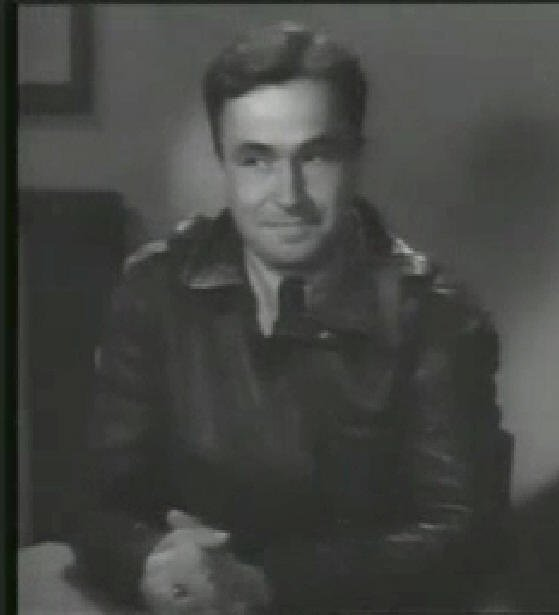 "Noah Beery Jr. in ""Rocketship X-M,"" 1950 