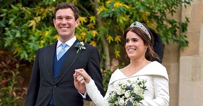 Pregnant Princess Eugenie & Jack Brooksbank May Get Creative with 2nd Wedding Anniversary Gifts