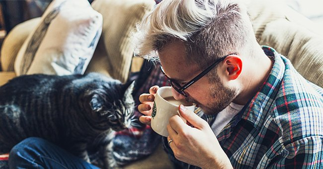 Man Refuses to Temporarily Give Away His Cat Because He Has a Baby