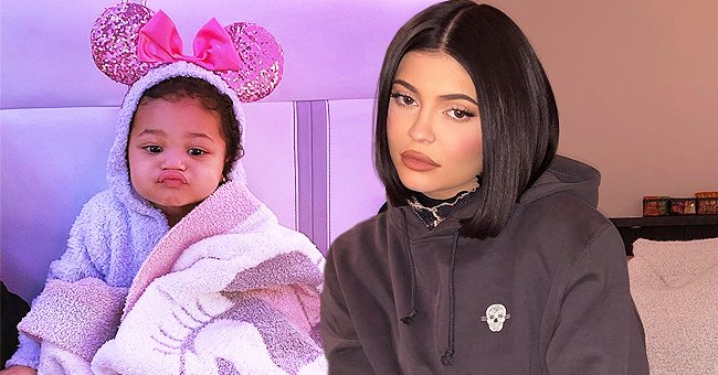 Kylie Jenner from KUWTK Says She Doesn't Buy Nuts Because Daughter Stormi Is Allergic to Them