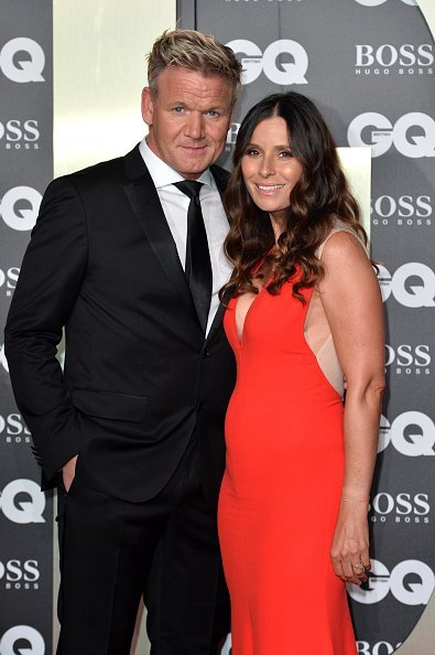 Tana Ramsay and Gordon Ramsay at Tate Modern on September 03, 2019 in London, England. | Photo: Getty Images