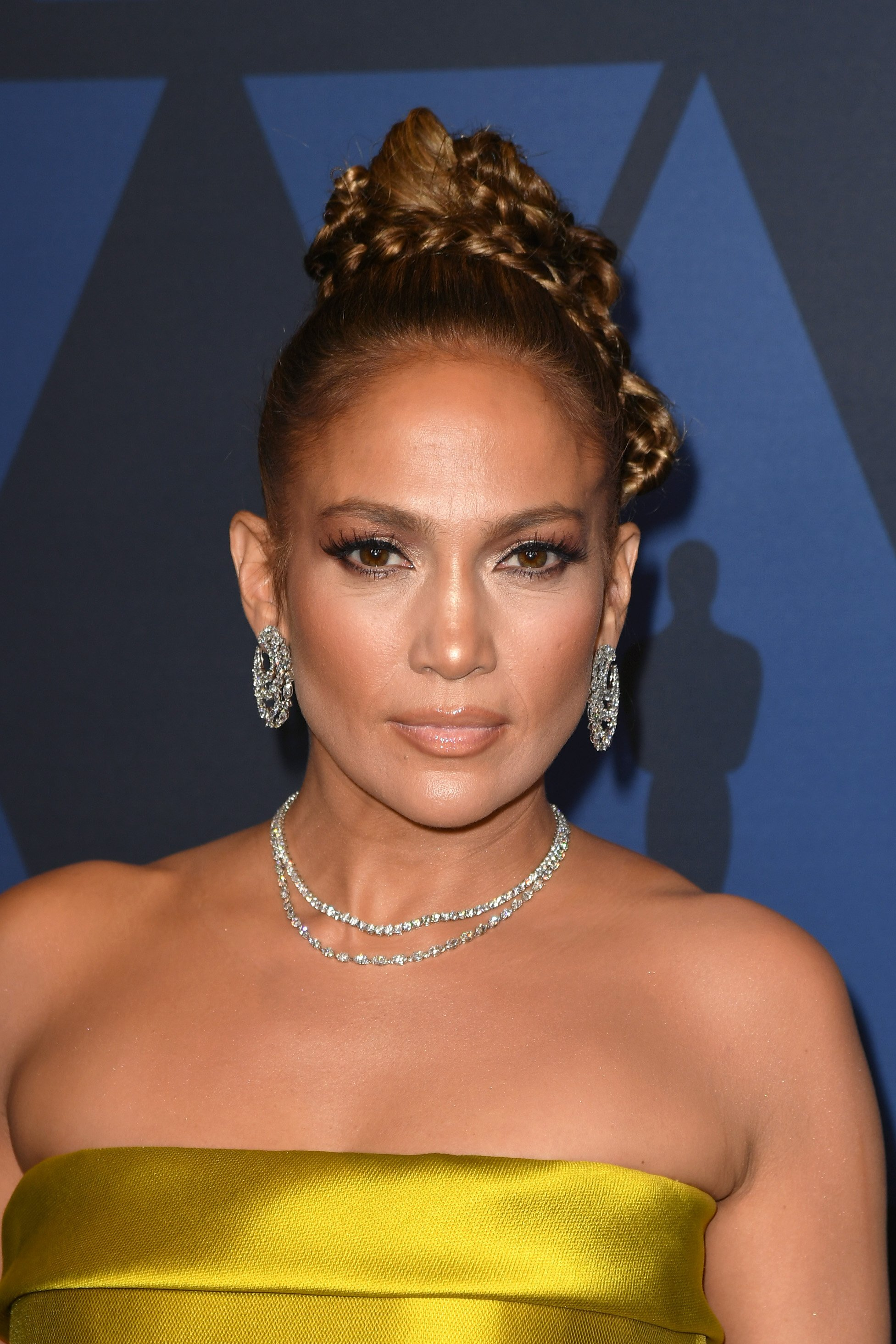Jennifer Lopez attends the Academy Of Motion Picture Arts And Sciences' 11th Annual Governors Awards on October 27, 2019, in Hollywood, California. | Source: Getty Images.