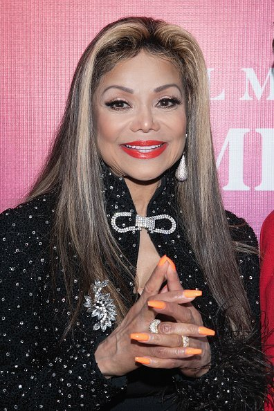 La Toya Jackson at Centro Cultural Teatro 1 in 2019 in Mexico | Photo: Getty Images
