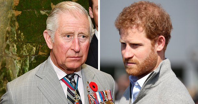 The Telegraph: Prince Harry's Rants on His Upbringing No Different Than His Father Charles' Complaints