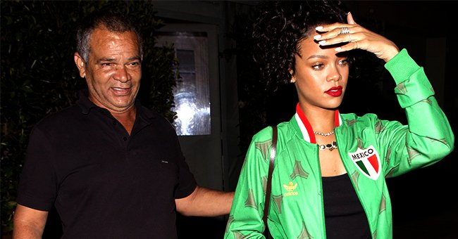 Rihanna Sends Ventilator to Father Ronald Fenty After His Positive COVID-19 Test