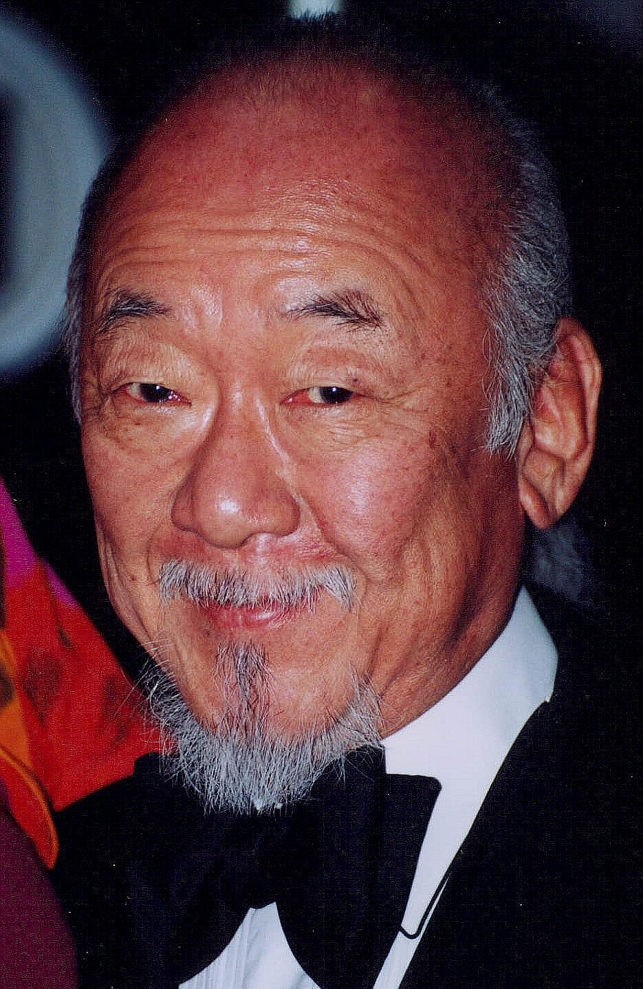 Pat Morita June 10, 2002 Wash D.C. Reagan Building | Photo: Wikimedia Commons Images