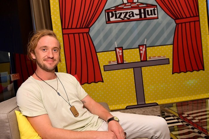 Tom Felton l Picture: Getty Images