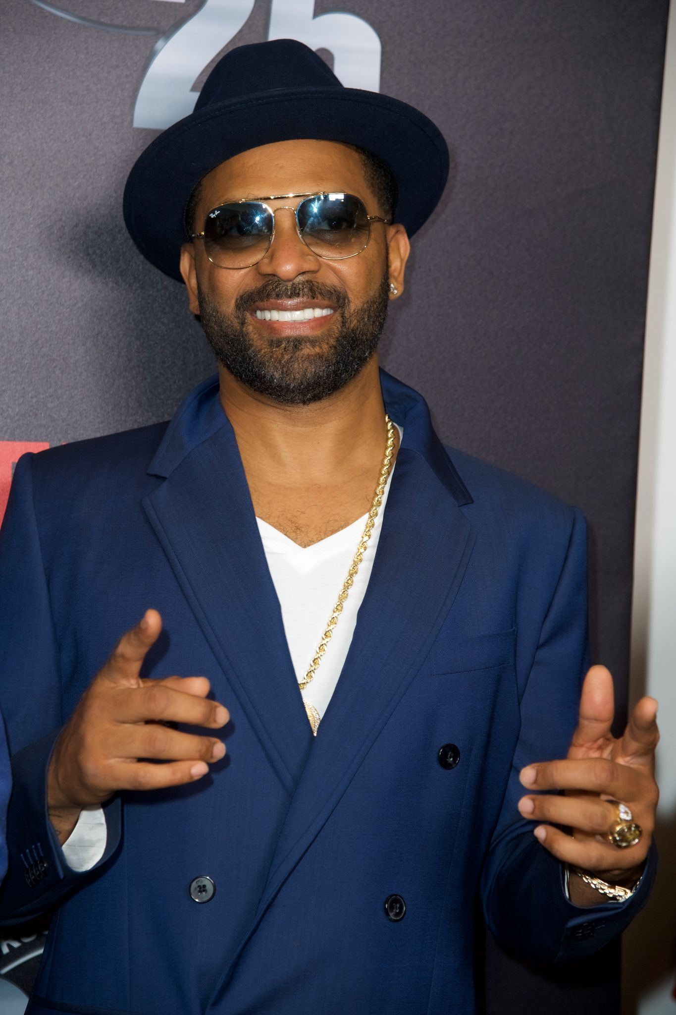 Mike Epps at Netflix Presents Russell Simmons on September 10, 2017 in Beverly Hills. | Photo: Getty Images