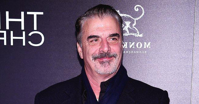 Chris Noth of 'Sex and the City' Shaves His Head during Quarantine