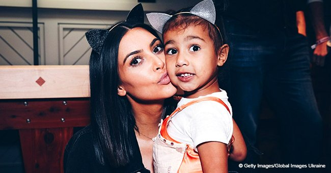 Kim Kardashian's daughter North has a 'boyfriend' who showered her with gifts on Valentine's Day