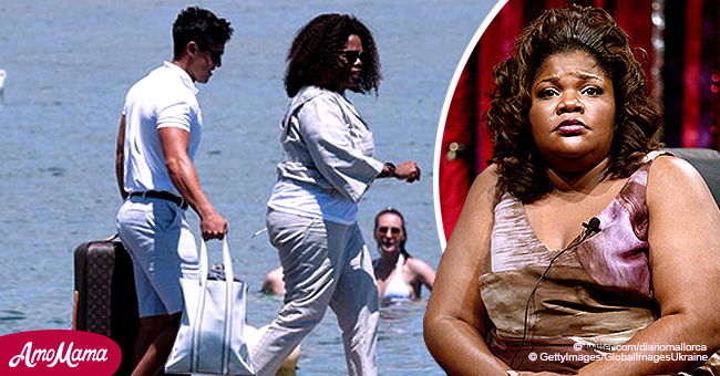 Daily Mail: Oprah Winfrey Looks Relaxed in Ibiza Amid Feud ...