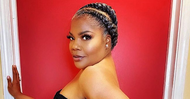 Mo'Nique AKA Nikki on 'The Parkers' Wows Fans Showing Her Slimmer Figure in a Black Tube Dress