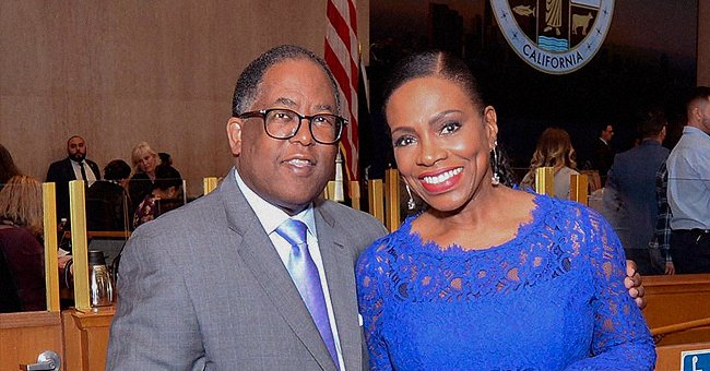 Sheryl Lee Ralph of 'Moesha' Fame Wows in Blue as She Attends LA Event Held in Honor of Black History Month