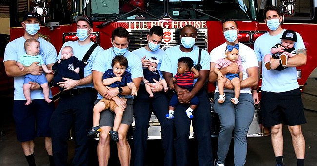 Orlando Fire Department Shares 'Cute' Pics to Celebrate the Births of 7 Babies of Firefighters