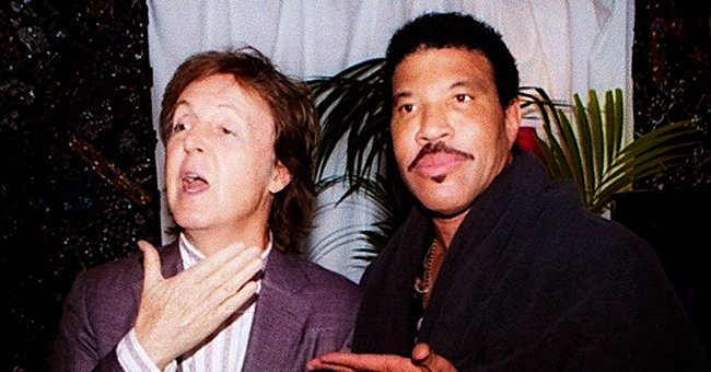 Lionel Richie Pens a Touching Tribute to His Friend Paul McCartney on His 78th Birthday