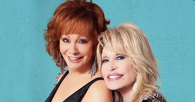 Dolly Parton & Reba McEntire Look Glamorous as the Longtime Friends Pose Together in New Photo