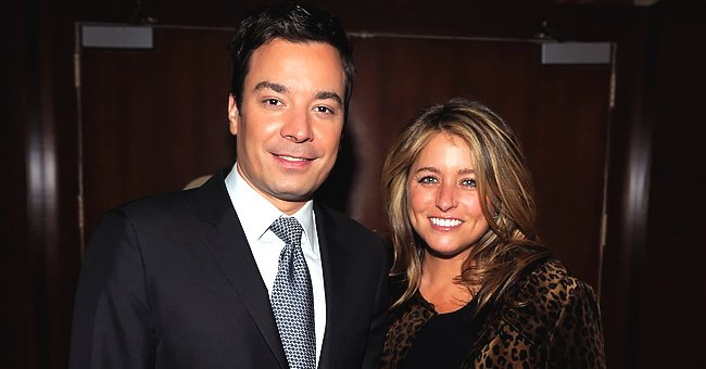 Jimmy Fallon and His Wife Recall How He Proposed on 'The Tonight Show: At Home Edition'