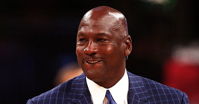 Michael Jordan's Only Grandson Is 'Prince' to His Dad Showing Flourishing Afro in New Photos