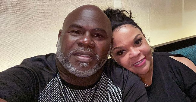 Tamela & David Mann Pack On PDA in a Sweet Post Celebrating Their 33rd Anniversary