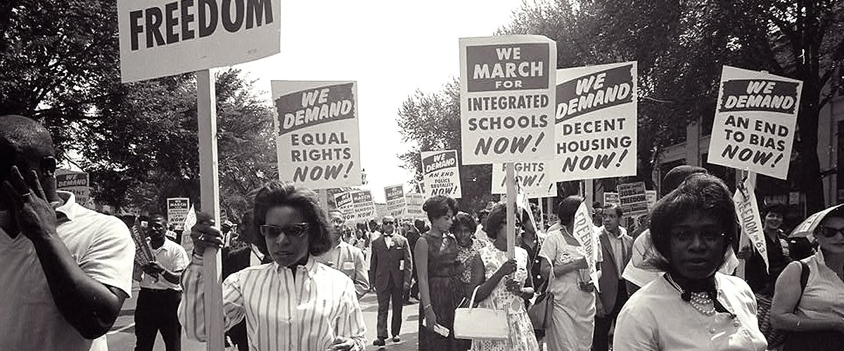 Hollywood and the Civil Rights Movement: Will Stars March on Washington Again?
