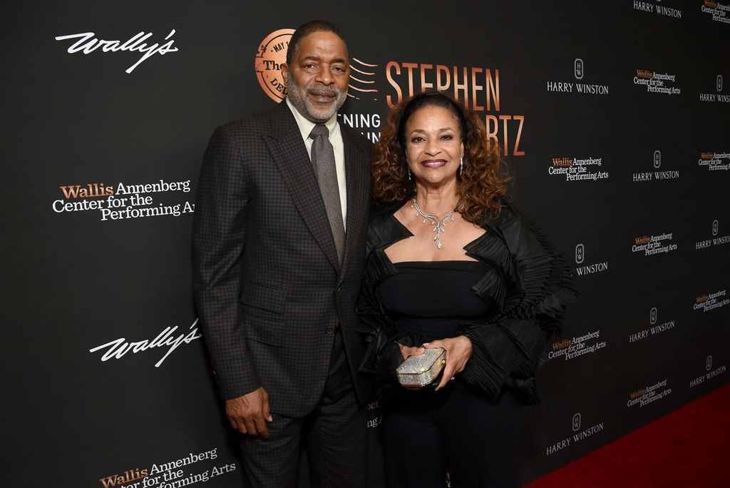 Norm Nixon and Debbie Allen attend Wallis Annenberg Center For The Performing Arts Spring Celebration at Wallis Annenberg Center for the Performing Arts on May 16, 2019 in Beverly Hills, California. | Source: Getty Images
