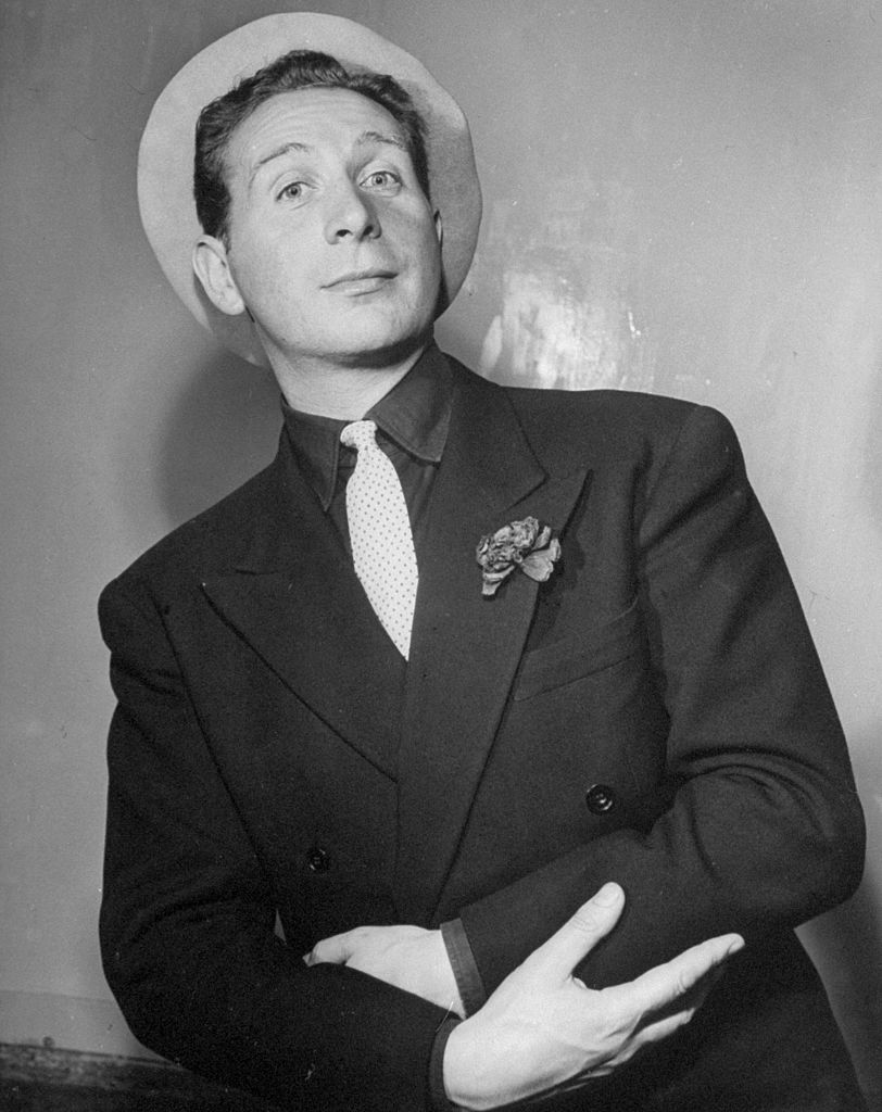 Le chanteur Charles Trenet | source : Getty Images