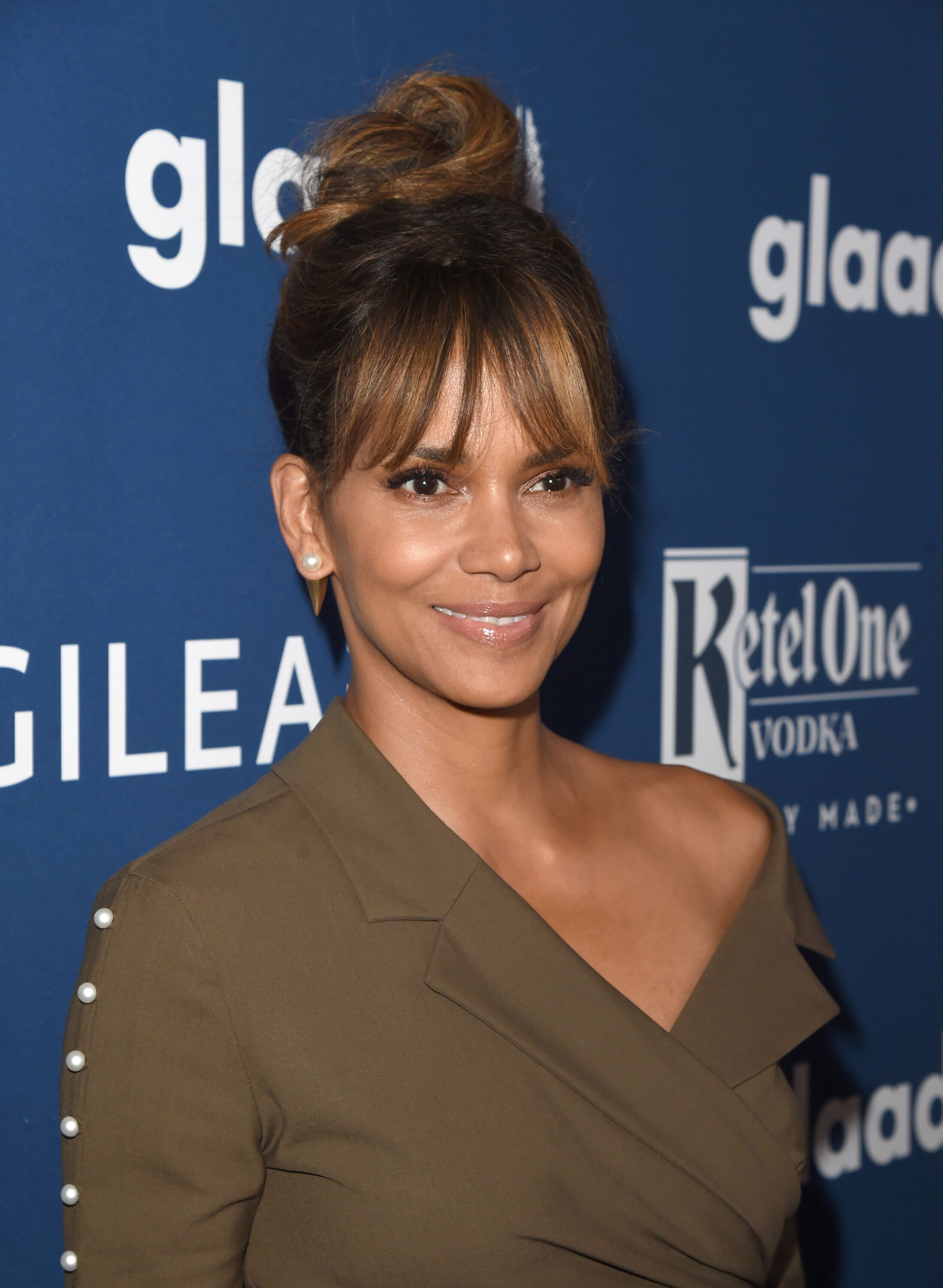 Halle Berry attends the 29th Annual GLAAD Media Awards at The Beverly Hilton Hotel on April 12, 2018. | Source: Getty Images