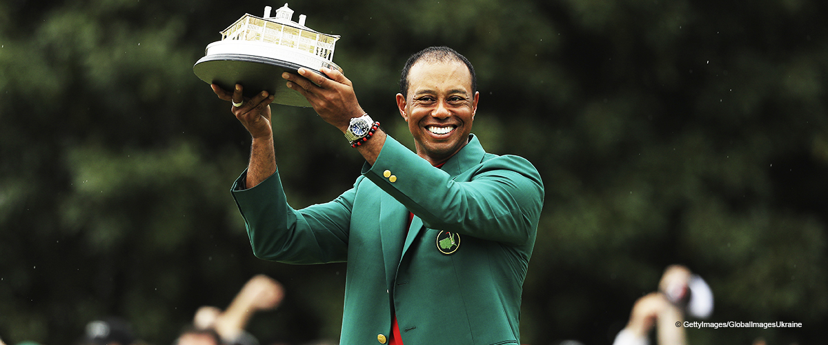 Tiger Woods Makes History by Winning His Fifth Masters Title