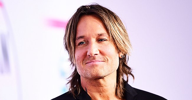 Keith Urban's Quarantine Hairstyle Is Hilariously Messy