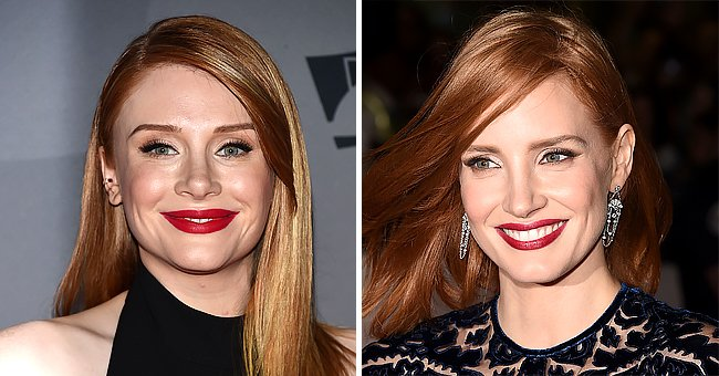 Bryce Dallas Howard and Jessica Chastain — People Still Think Both Actresses Are the Same Person