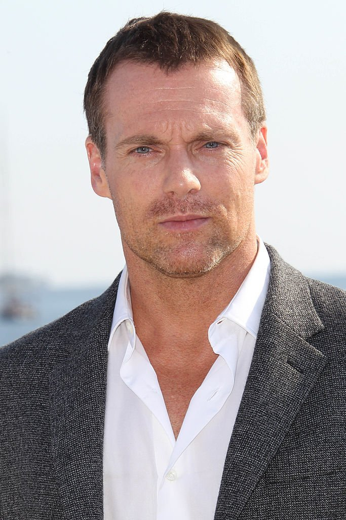 L'acteur Michael Shanks. I Image: Getty Images.