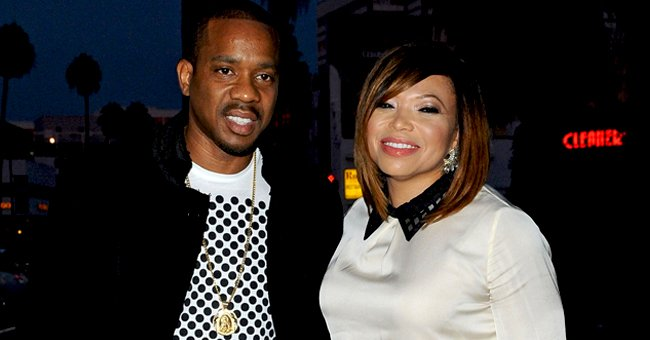 Tisha Campbell Posts Pic of Her Kids & Fans Are Stunned by How Much Son Xen Looks Like His Dad