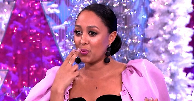 Tamera Mowry Reveals on 'The Real' That She Used to Smoke Cigarettes