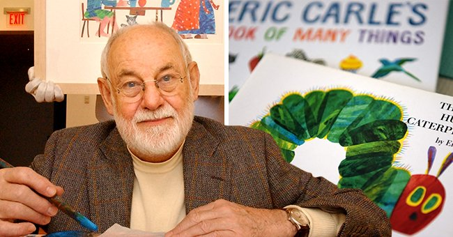 Eric Carle, Creator of 'The Very Hungry Caterpillar' & Many Other Classic Children's Books, Dies at 91