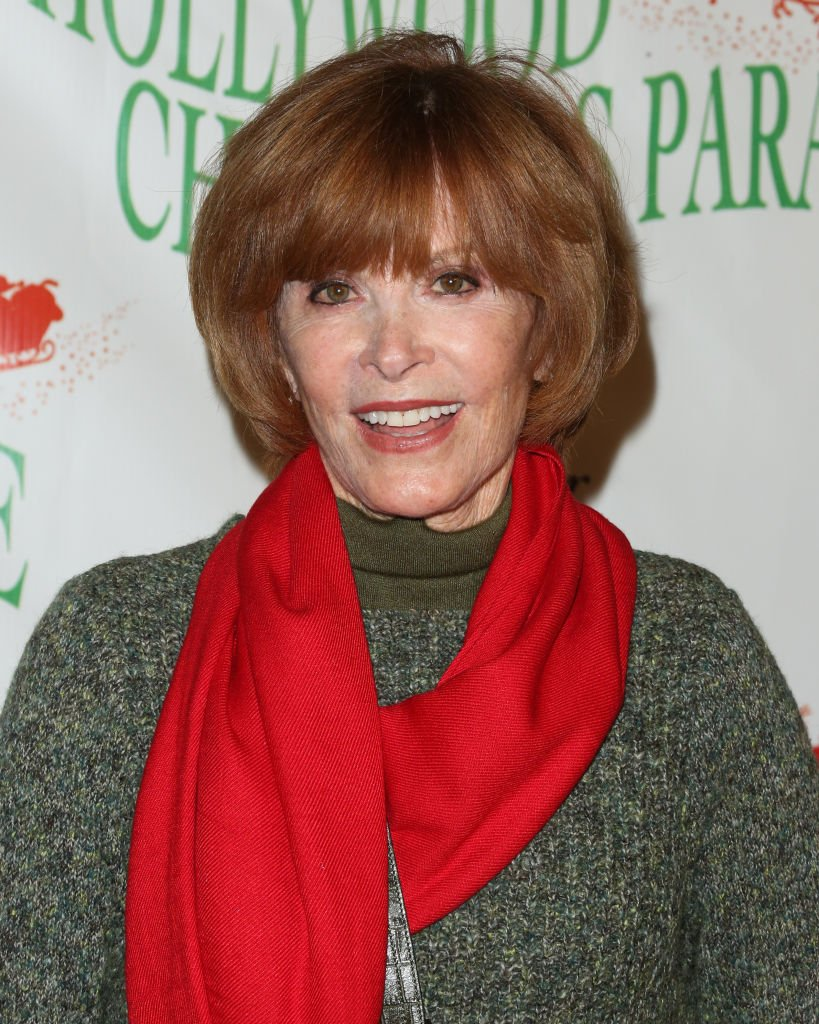 Stefanie Powers attends the 87th Annual Hollywood Christmas Parade on November 25, 2018 | Photo: Getty Images