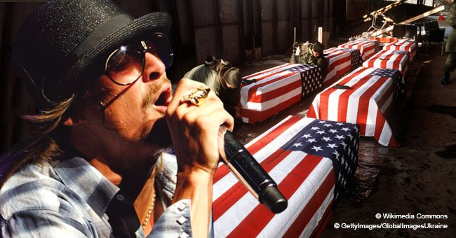 Kid Rock's Song 'Highway of Heroes' Honors Fallen Soldiers and Its Lyrics Have a Deep Meaning